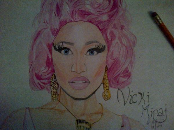 Nicki Minaj par eMak3reeD
